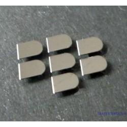 BlackBerry Label / Aufkleber / Sticker / Badge / Logo 12mm x 8mm [129]