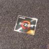 AMD RYZEN 5 Cpu PC Logo Label Decal Case Sticker Badge [450e]