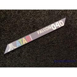 Atari FALCON 040 Color Badge [288h]
