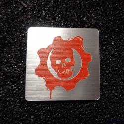 Gears of War Retro PC Sticker Badge [494]