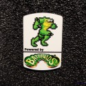 Battletoads 8-bit NES Nintendo Logo Label Decal Case Sticker Badge [495b]