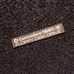 Commodore 1541 II Badge Logo [506]