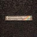 Commodore 1541 II Label / Aufkleber / Badge / Logo color 44mm x 9mm [506b]
